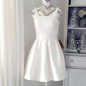 Light In The Box ivory dress